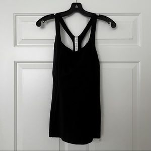 NEW Lululemon Get Fit Tank in Black 🆕 Out of Stock